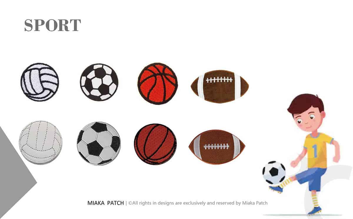 sport team patch