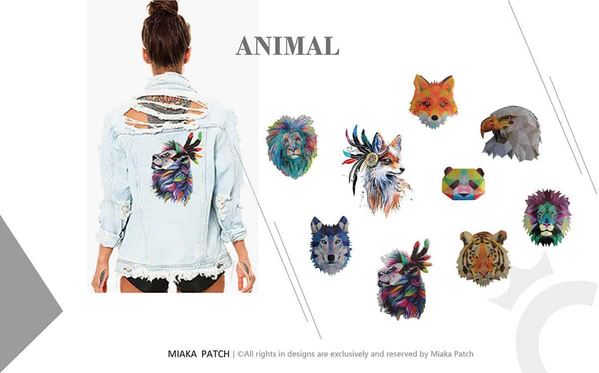 animal patch