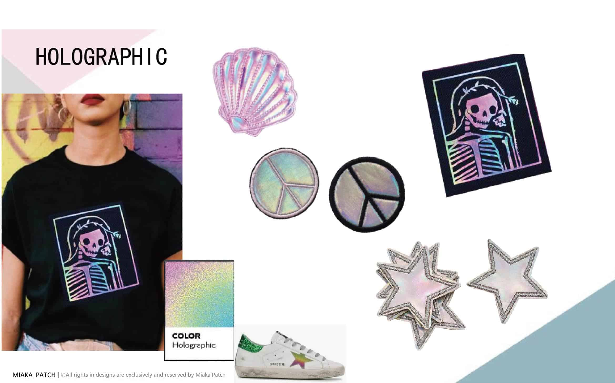 holographic patch